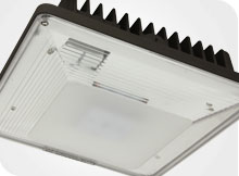 Canopy and Parking Garage Luminaires